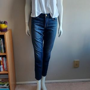 American Eagle skinny jeans (short)